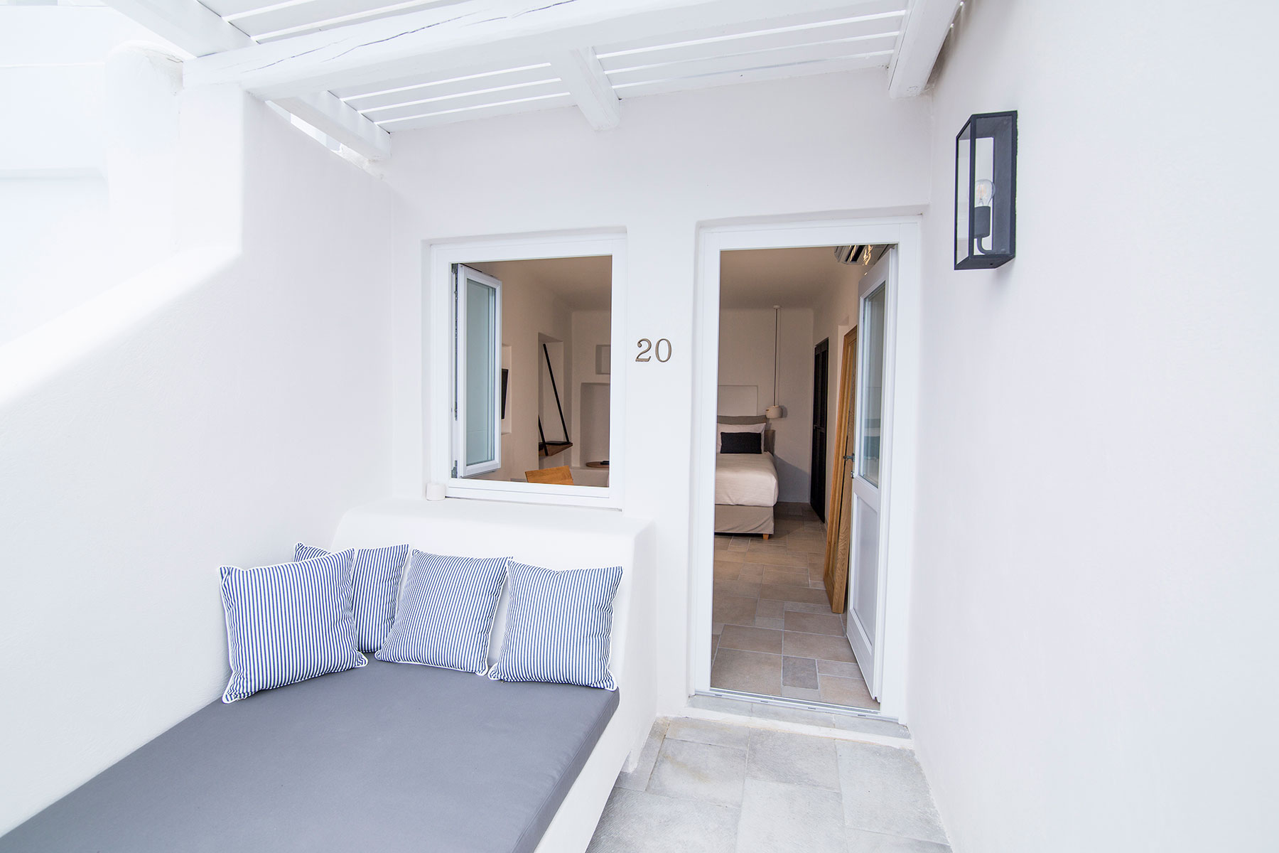 Porto Fira Suites Official Booking Engine